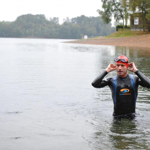 Foto von Arnd Bader als Schwimmer