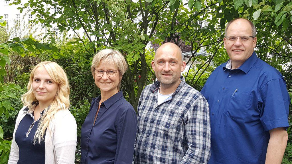 Foto des Team des DSZ Ostwestfalen-Lippe